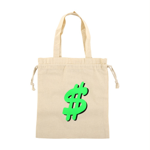 【Goods & Supply】$ sign Tote Bag