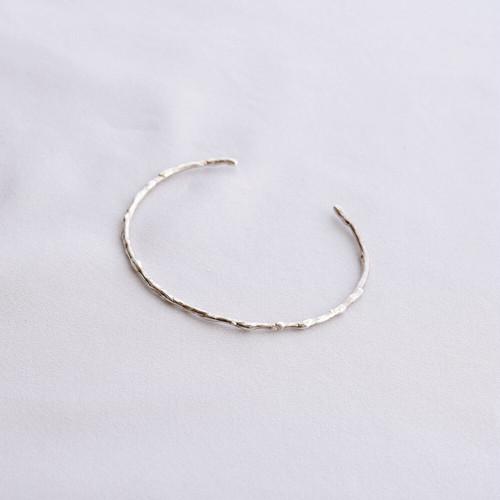 Melt / Bangle - <Silver>