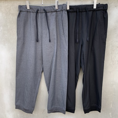 "VOAAOV  ""Wool Easy Pants"""