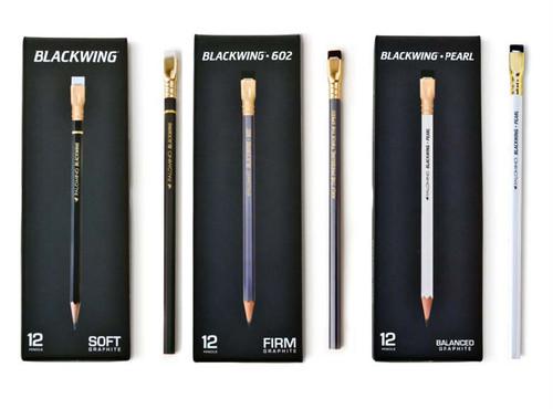 Black Wing鉛筆 12本オリジナル名入れ