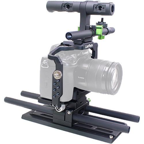 Lanparte社 GH5K-01  Panasonic GH5/GH4/GH3用カメラケ―ジキット