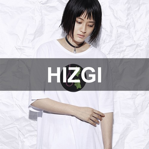 HIZGI - T-SHIRTS (WHITE)