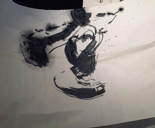 田中逸齋「空 34」カタログ未掲載