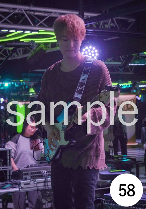 「FAN MEETING IN SEOUL 2019」ブロマイド No.58(RUI)