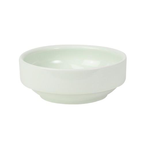 【1712-6220】強化磁器 11.5cm すくいやすい食器 ノア・アクア