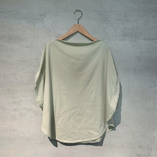 【COSMIC WONDER】Beautiful organic cotton circle T-shirt/12CW02051-2