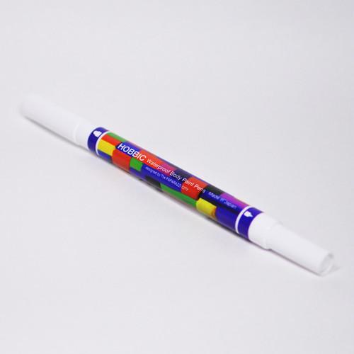 HOBBIC ボディーペイントペン TWIN <BLUE>