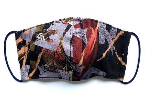 【COTEMER マスク 日本製】BAND BLEACH MASK 0416-137