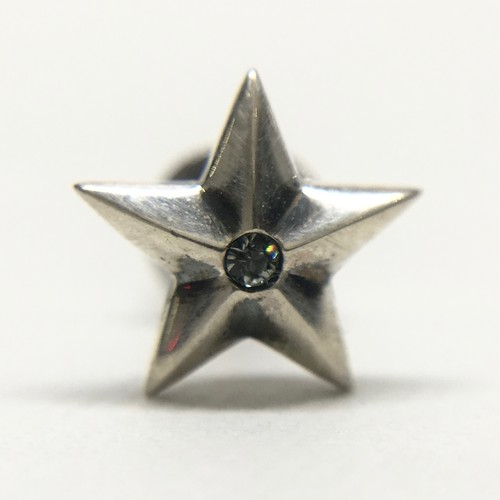 amp japan/Star Pierce-silver-
