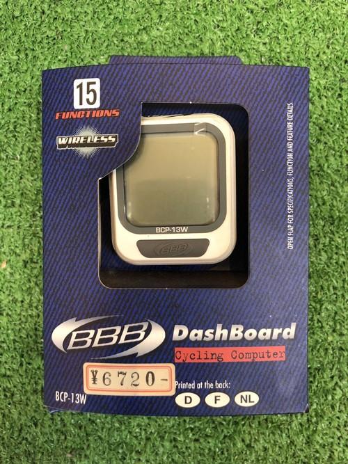 BBB ダッシュボード サイクルメーター