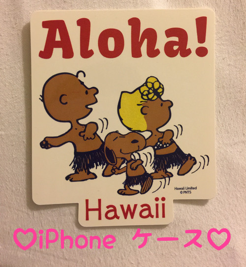 moni honolulu iPhoneケース