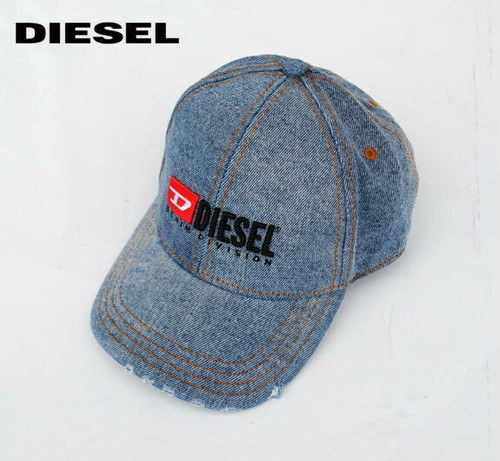 DIESEL ディーゼル キャップ デニム 帽子 CAP DENIM CIWAS-HAT