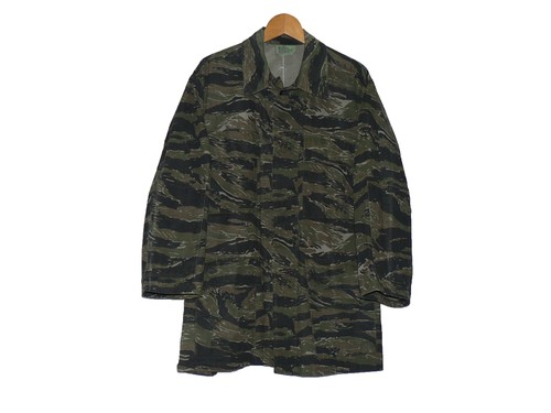 MILITARY TIGER KAMO JACKET