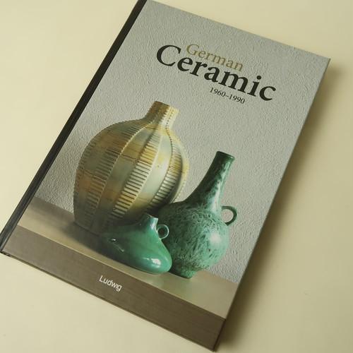 書籍【German Ceramic 1960-1990】