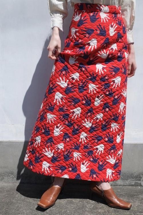 vintage/yubiwa skirt.