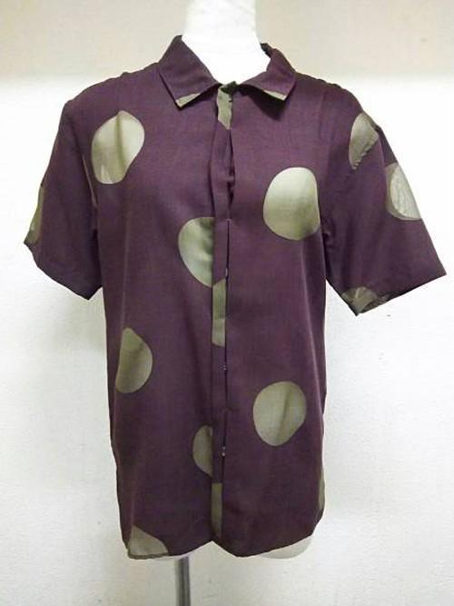 Y'sの半袖シャツ
