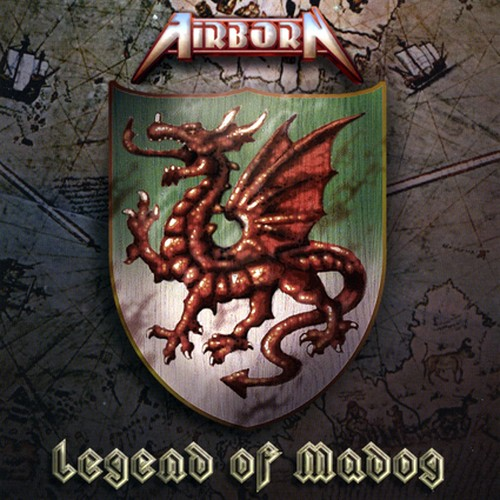 "AIRBORN ""Legend Of Madog"" (輸入盤)"
