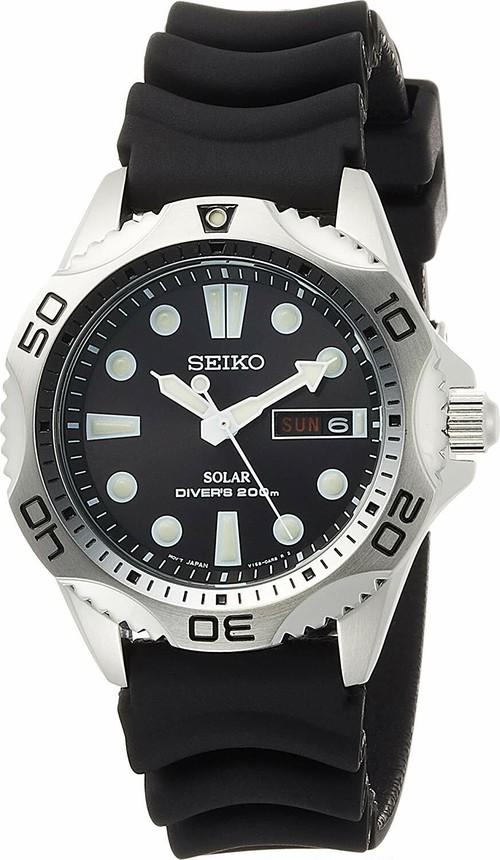 [セイコー] SEIKO ソーラー 腕時計 SNE107P2 メンズ[逆輸入品]