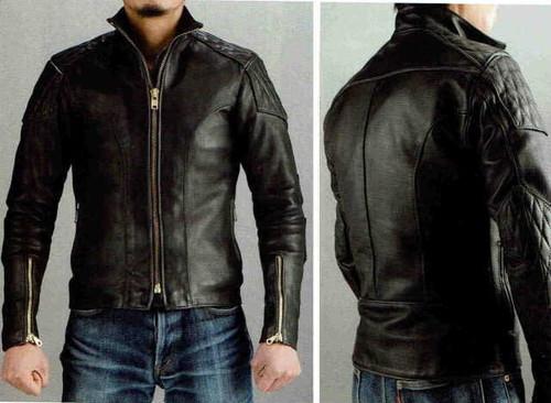 ライダースジャケット オーダーメイド LDFSオリジナルデザイン シングル