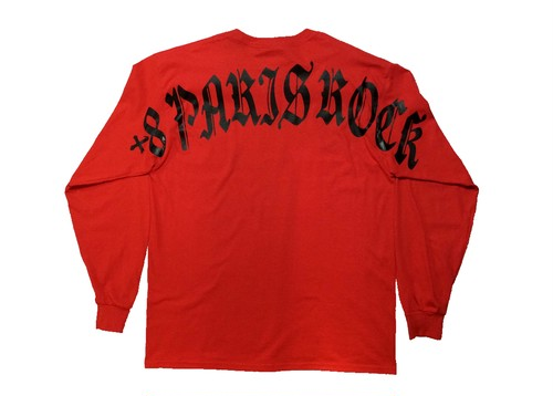 OVER OLD ENGLISH LONG SLEEVE TEE