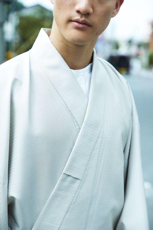 きもの / 十日町山型 / Gray(WIth tailoring)
