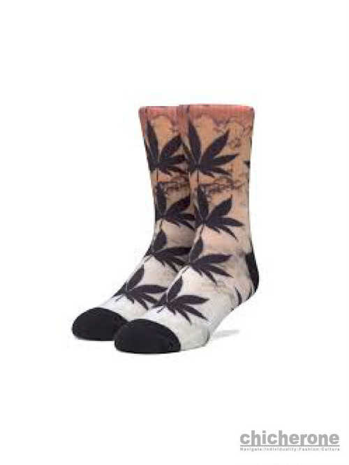 【HUF】DIGITAL CLOUD PLANTLIFE SOX MIX