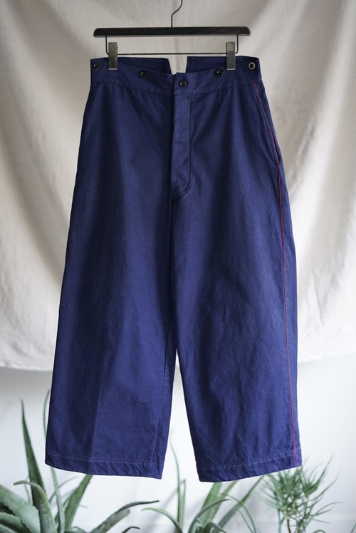 Firefighter Pants 1940's - French Vintage