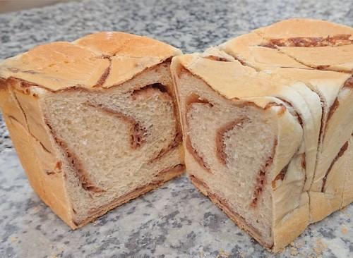 高原いちごクリームチーズパン