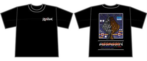 HIRAME Machine Tシャツ(綿)S~2L