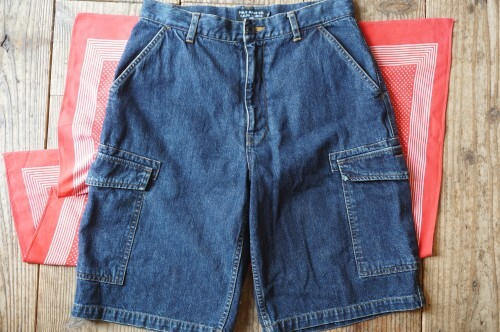 early 00's POLO JEANS CO. by R.L. denim Shorts