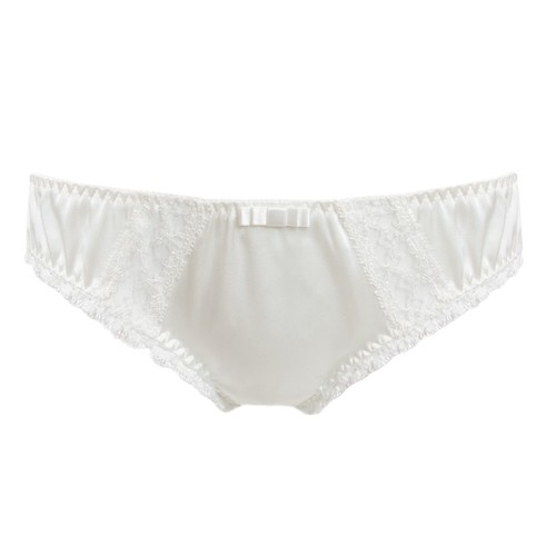 FADE Brief pure white