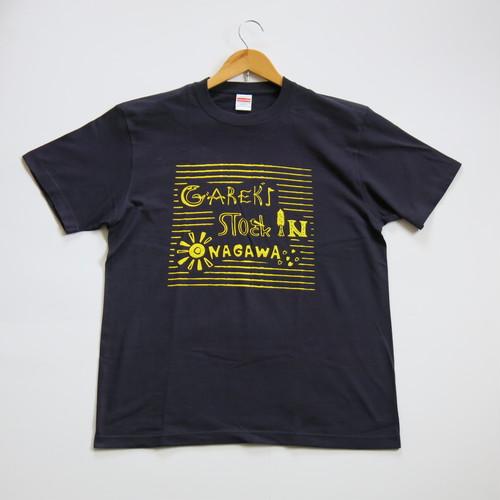 我歴stock2017 Tシャツ【ネイビー】