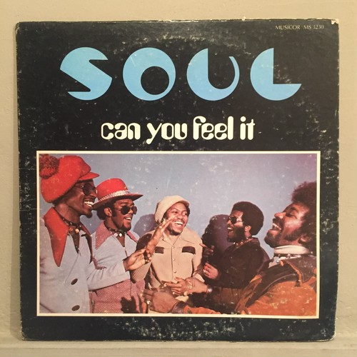 ●SOUL / CAN YOU FEEL IT