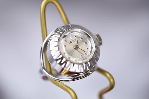 【ビンテージ時計】1970年7月製造 シチズン指輪時計 日本製