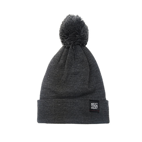 THURSDAY - NEXT BEANIE 6 (Charcoal)