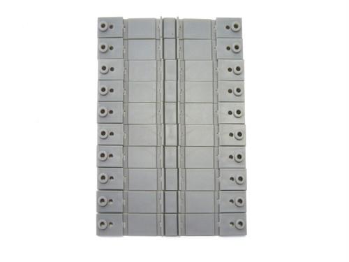 A007 複線用架線柱ベース(10個入)