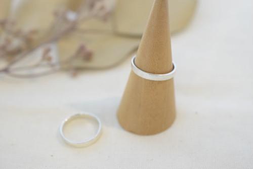 glimmer ring 3mm