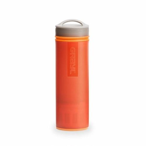 軽量浄水機能付き水筒+フィルター1個セット