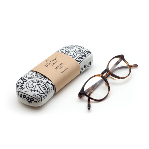 <EYFe> VINTAGE BANDANA CASE / WH / limited color