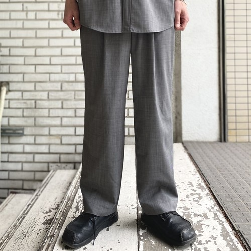 O- EASY TROUSERS