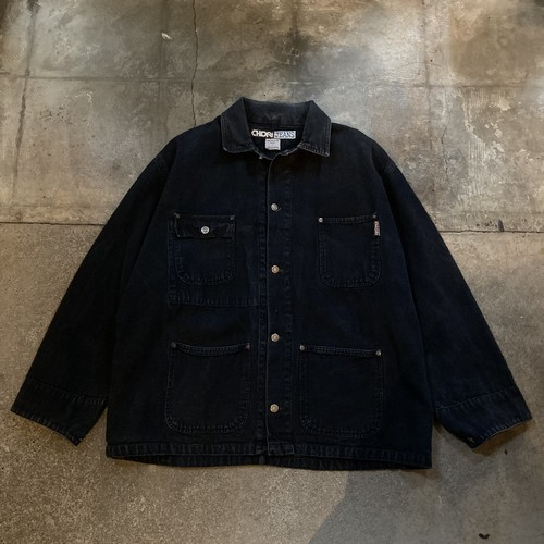 90s Denim Coverall
