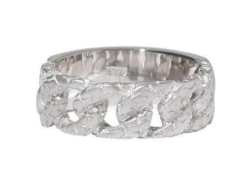 Brain Chain Ring (M)
