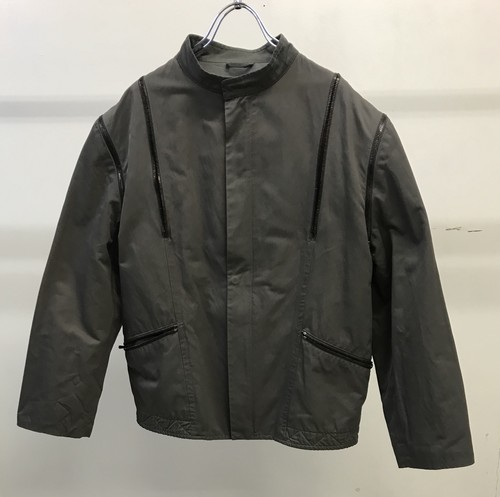 1990s CALVIN KLEIN COLLECTION ZIPUP JACKET