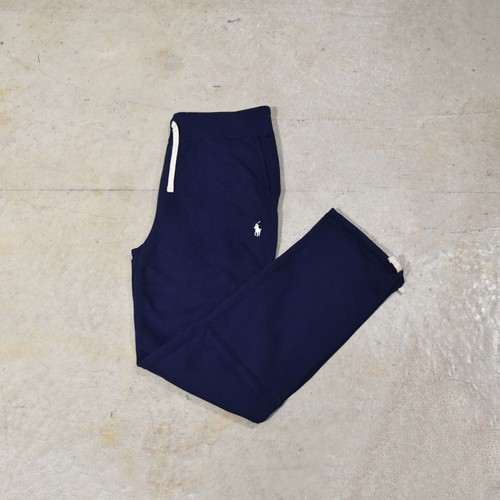 POLO RALPH LAUREN SWEAT PANTS / NAVY