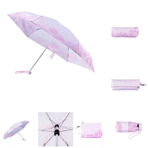 17 Cherry Blossom Umbrella