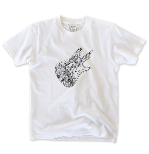 YOUNGER G. GUITAR T-shirt