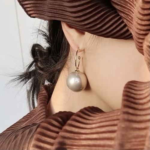 big pearl hang pierce