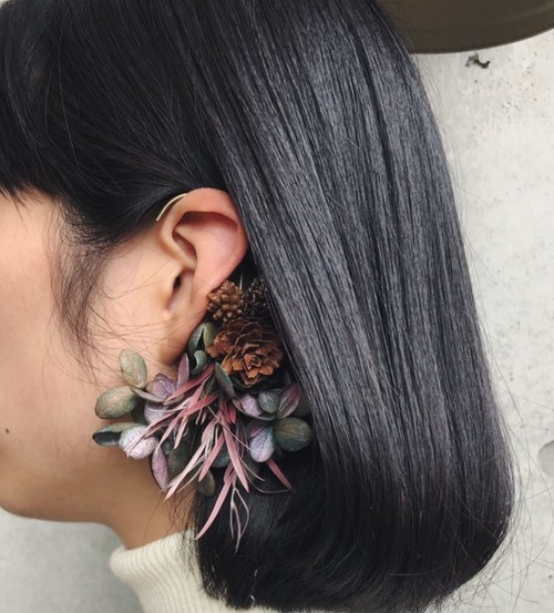 ear cuff 【137】 (for LEFT)
