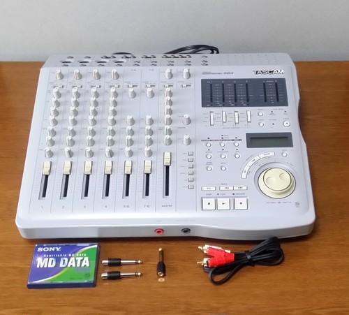 DIGITAL PORTASTUDIO TASCAM 564 録音・編集良好・完動品