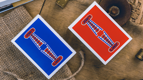 Jerry's Nuggets Playing Cards